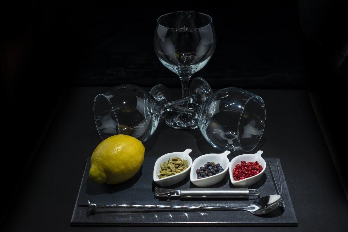 guter Gin Führer der Edelbrennerei Markus Wurth