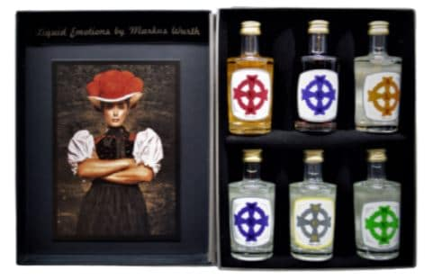 Liquid Emotions Black Forest Gin Edition