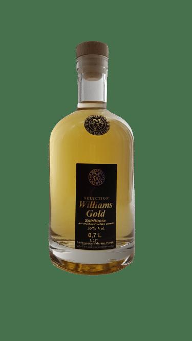 Goldener Williams Birne Edelbrand